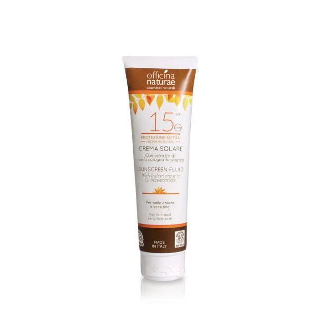Protezione solare media SPF 15 crema fluida - DB Company