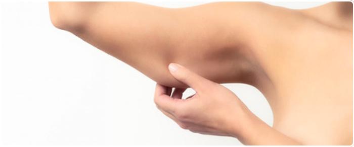 rimedio naturale per assottigliare le braccia